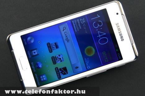 Eladó Samsung Galaxy S Wifi 4.2