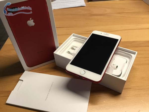 BUY APPLE IPHONE 7/7 PLUS (PROD)RED 128GB IN BOX 24MONTHS WARRANTY