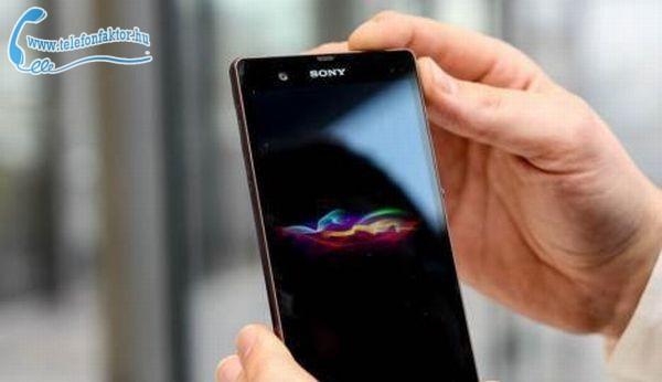 Több országban is hiánycikk lett a Sony Xperia Z