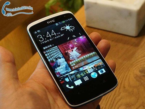 Kitűnő középkategóriás modell: HTC Desire 500