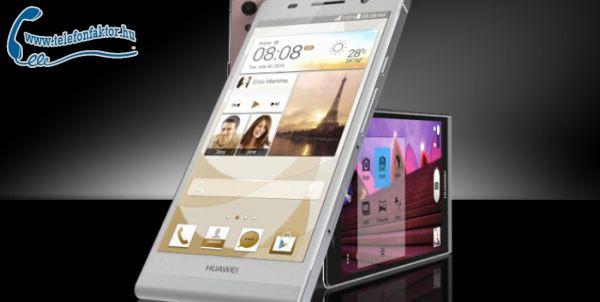 Huawei Ascend G6 NFC