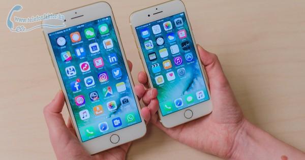 Iphone 7 és 7 Plus