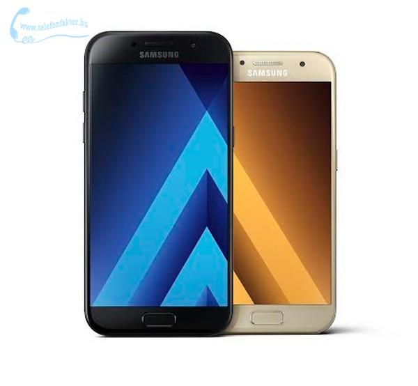 Itt a Samsung Galaxy A (2017) széria: nagy teljesítményű kamera,  praktikum, hatékonyság, elegancia