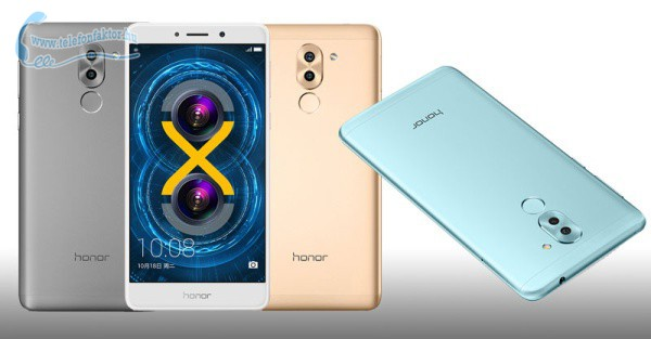 Bemutatkozott a Honor 6X