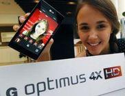 Négy maggal hódít az  LG Optimus 4X HD