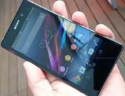 Víz alatt is használható, 20 megapixeles telefon a Sonytól