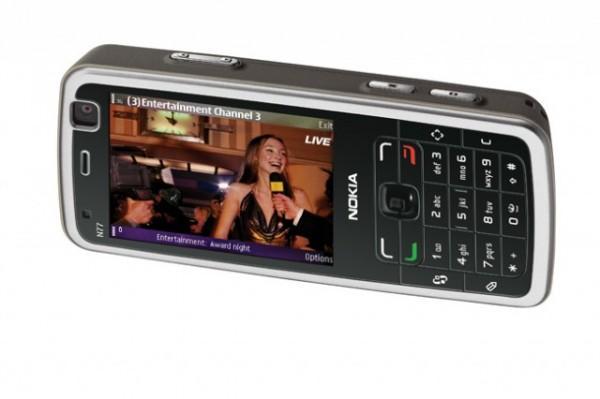 Nokia N77-es