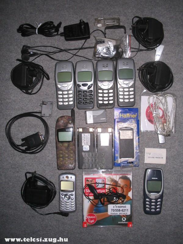 Nokia retro set