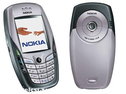 Nokia 6600 Fold - magától nyílik