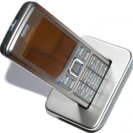 Nokia 6300i - WiFi is van benne