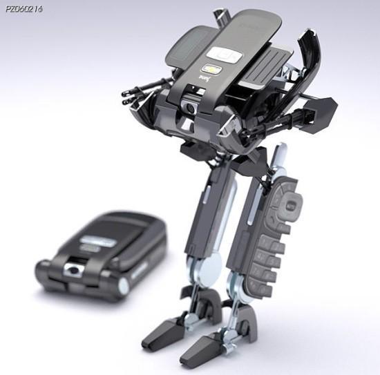 Transformers telefon