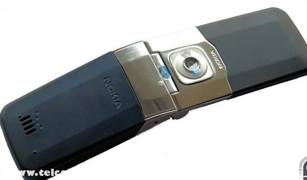 Nokia 7510 Supernova kinyitva