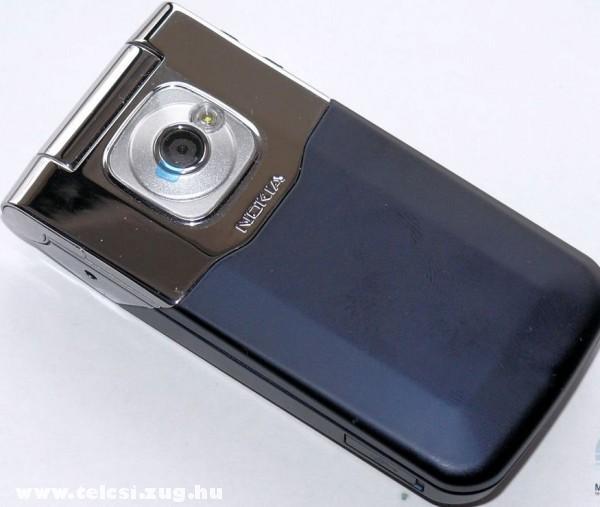 Nokia 7510 Supernova összecsukva