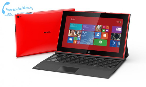 A Nokia tablet egyben notebook is