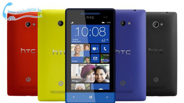 HTC Windows op. rendszerrel