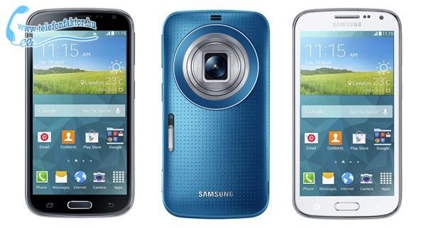 Igazán erős kamera az új Samsung Galaxy-n