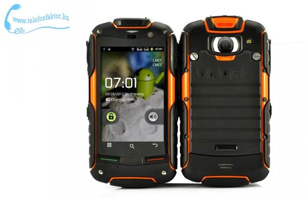 Vízálló okostelefon Androiddal - FortisX