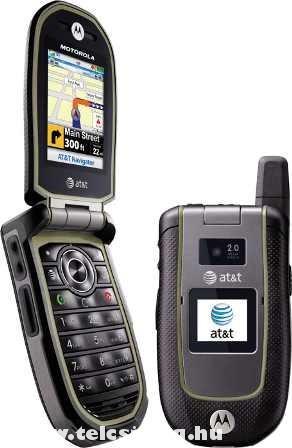 Motorola VA67r Tundra