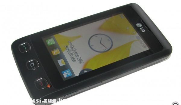 LG KP500-as