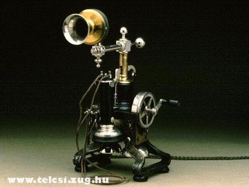 1885 L. M. Ericsson
