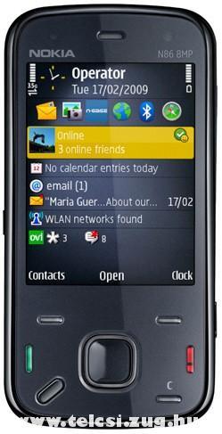 8 Megapixeles Nokia N86
