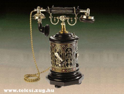 1893 Ericsson készülék