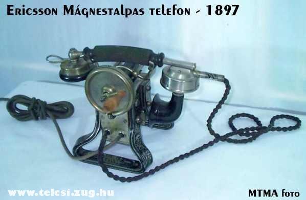 1897-es Ericsson Mágnestalpas telefonja.jpg