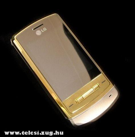 LG Shine Gold