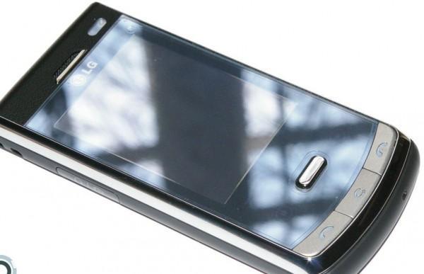 LG KF750 Secret - majdnem megérint