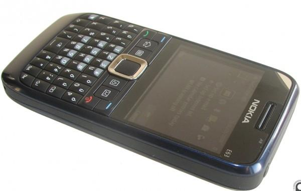 A Nokia E63-as