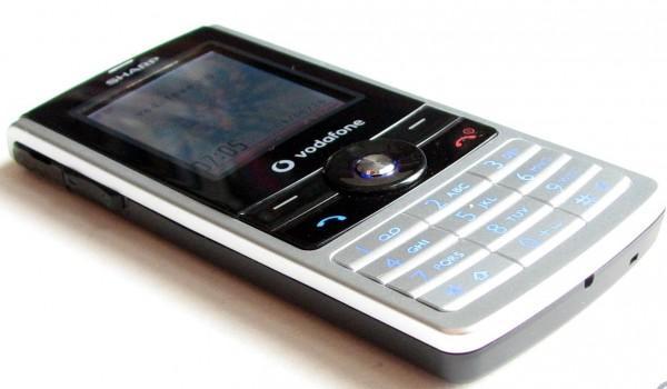 Sharp GX18-as mobil