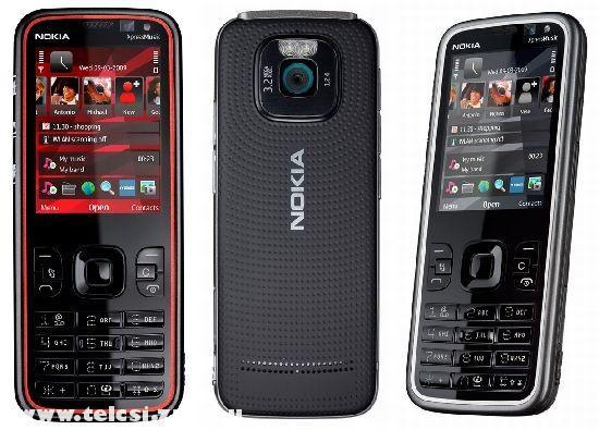 Nokia 5630-as készülék