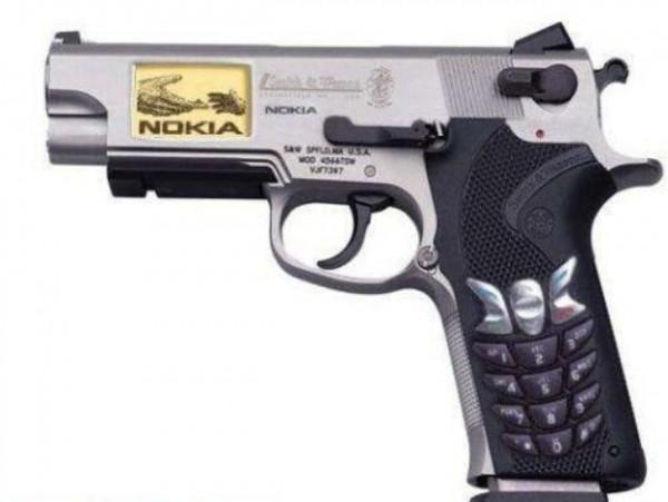 Fegyver mobil