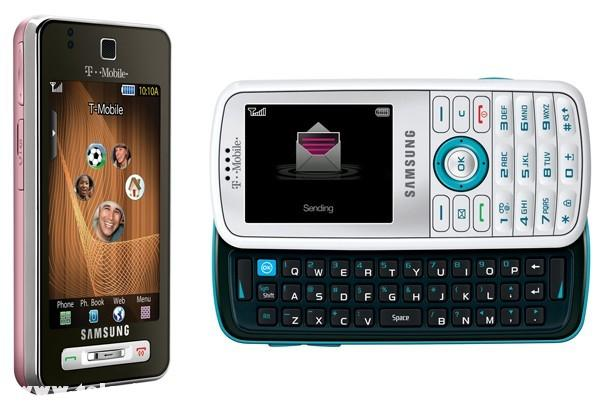 Samsung Behold Gravity