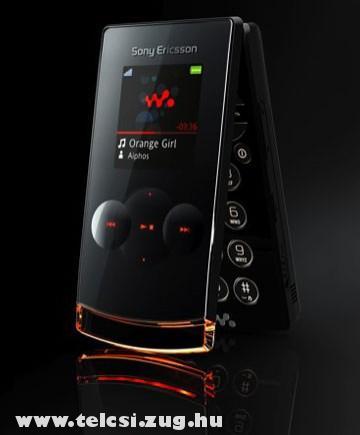 Sony Ericsson W980-as