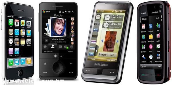 Nokia 5800-as