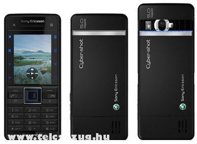 Sony Ericsson C902-es