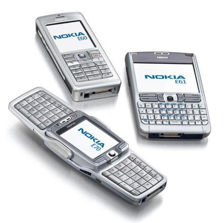 Nokia E61-es