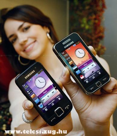 Samsung S5600 és s5230-as