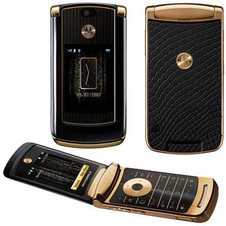 Motorola Luxury V8