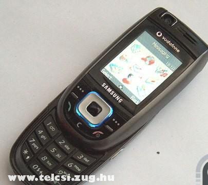 Samsung E860-as