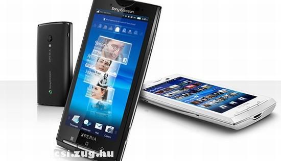 Sony Ericson X10