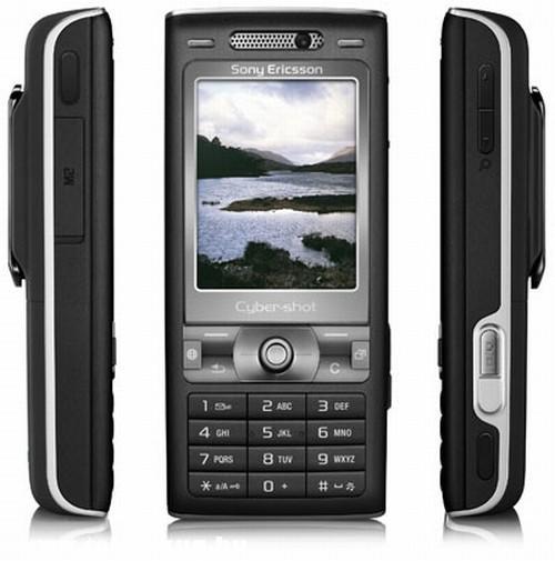 Sony Ericson K800i