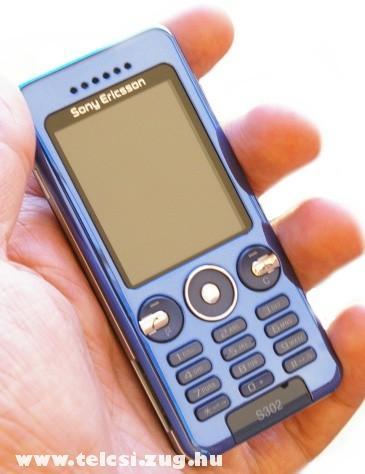 Sony Ericsson S302es