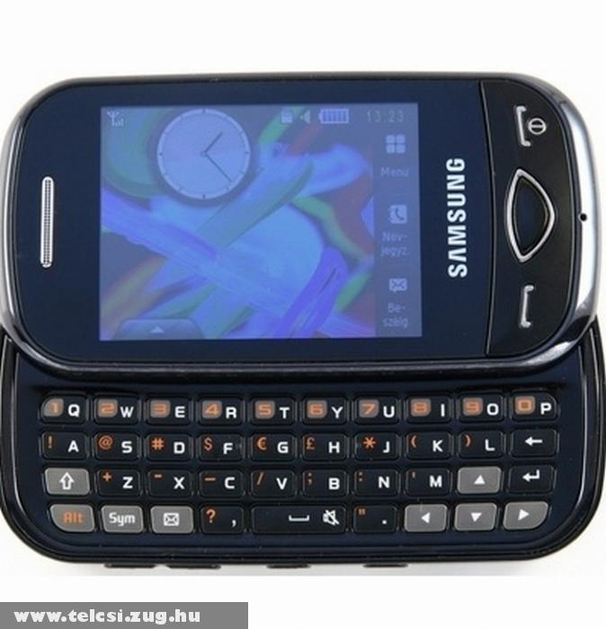 Samsung B3410 - nem maradt ki a WIFI sem