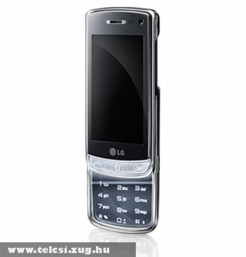 LG GD900 - átlátszó Crystal érintõbillentyûzettel