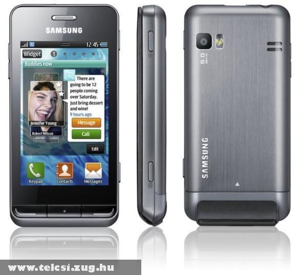 Samsung Wave 723 - Bada operációs redszerrel