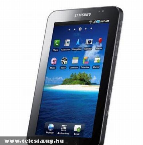 """Samsung Galaxy Tab - 7""""-os TFT-LCD kijelzõvel"""
