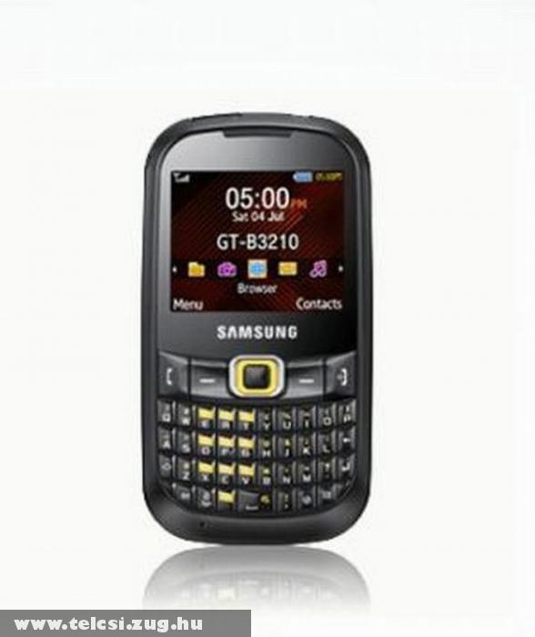 Samsung Corby TXT - Qwerty billentyûzettel