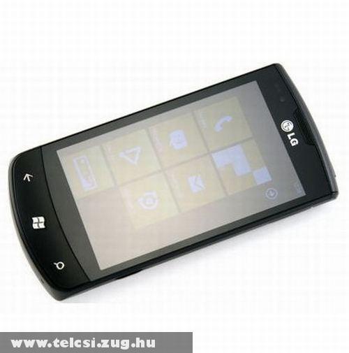 LG Optimus 7 - Microsoft operációs rendszerrel